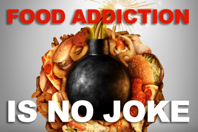 can you be addicted to food