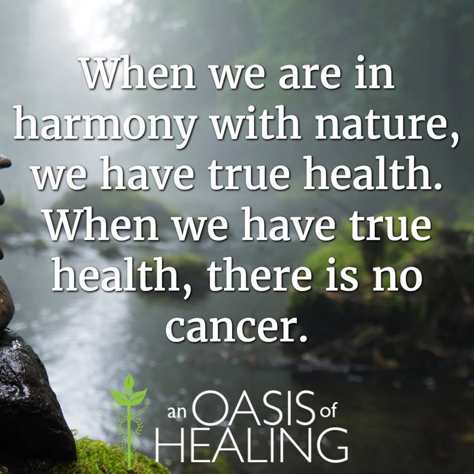 Holistic Healing For Cancer