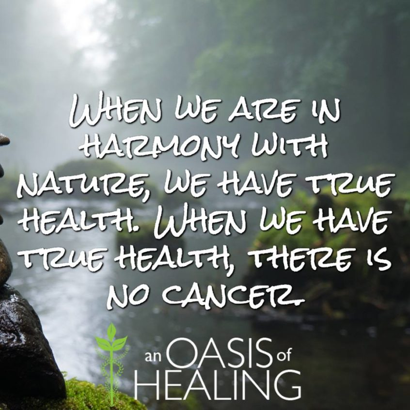 Our Health Is Our Birthright