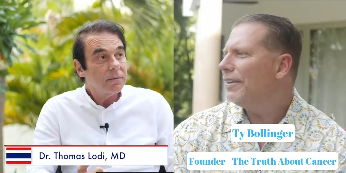 The Truth About Cancer Founder Interviews Dr. Thomas Lodi At The LifeCo Clinic